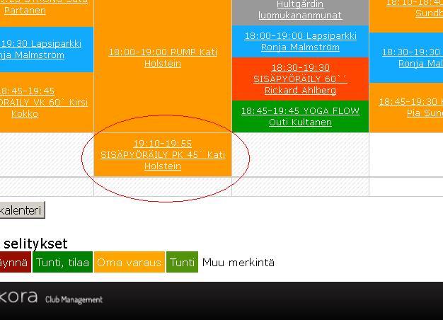 """Vaativammat sisäpyöräilytunnit on jaettu perus- ja vauhtikestävyysharjoituksiin.<a href=""""https://verde.clubmanagement.fi/web/1/webPage.html""""> Täältä</a> pääset tutustumaan täyteen ryhmäliikuntakalenteriin."""